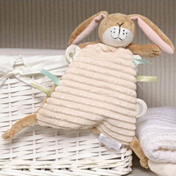 LITTLE NUTBROWN HARE COMFORT BLANKET