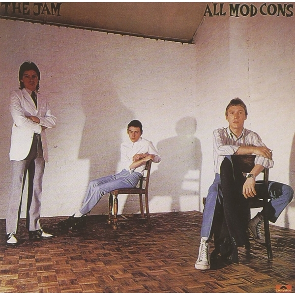 The Jam - All Mod Cons CD