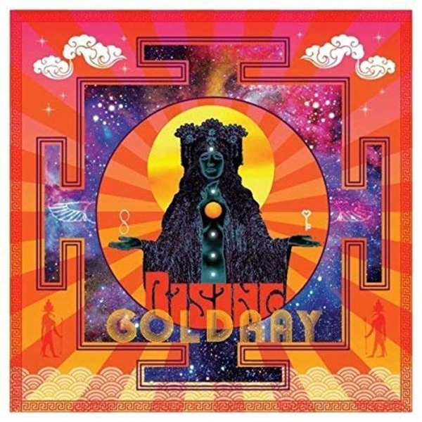 Goldray - Rising Vinyl