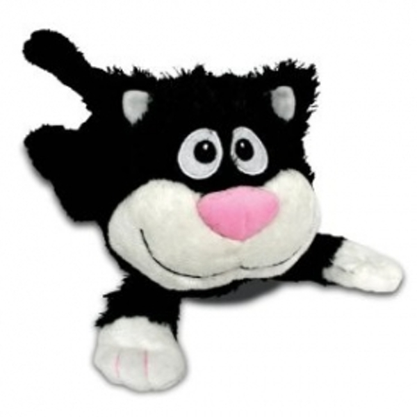Chuckle Buddy Black Cat