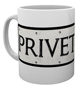 Harry Potter Privet Drive Mug