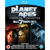 Planet of the Apes Evolution Collection Blu-ray