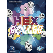 Hex Roller Board Game