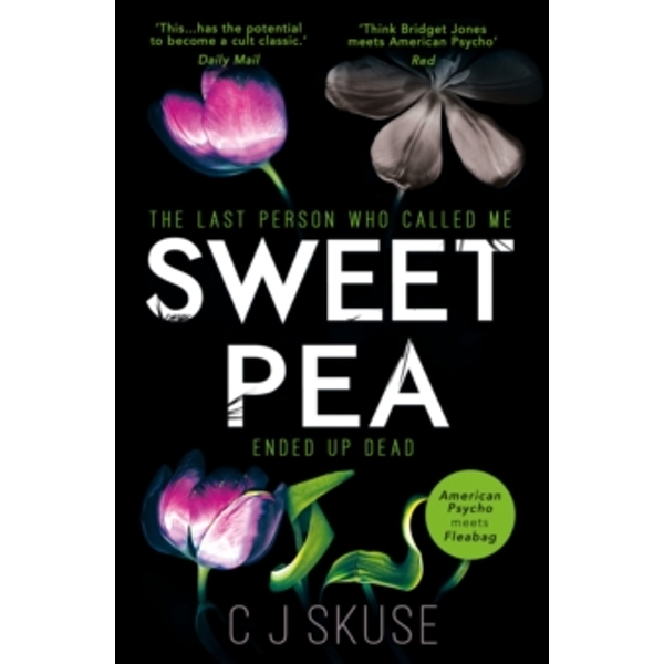 Sweetpea : The Most Unique and Gripping Thriller of 2017