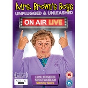 Mrs Brown's Boys: Unplugged & Unleashed - On Air Live DVD