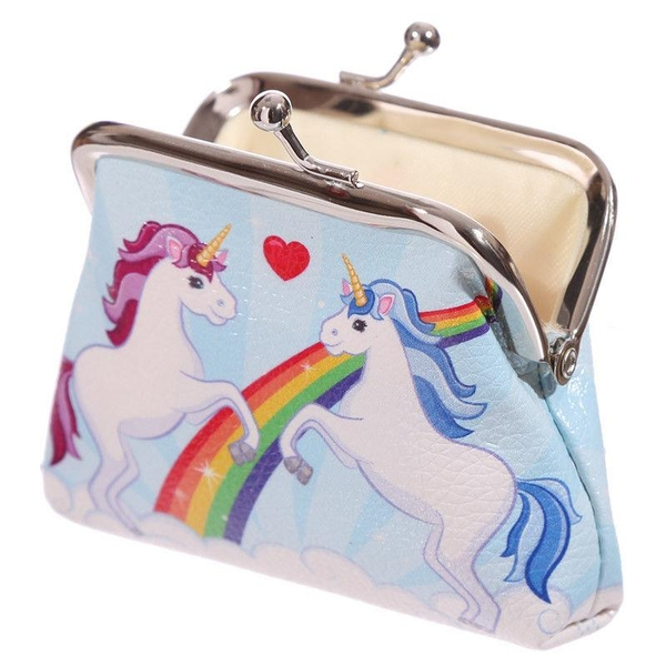 Tic Tac Unicorn Purse