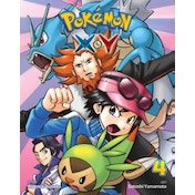 Pokemon X*Y, Vol. 2 : 2
