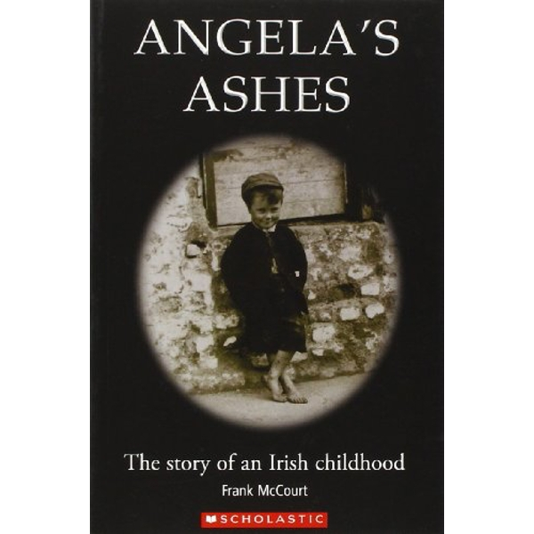 Angela's Ashes - With Audio CD by Frank McCourt (Paperback, 1996)