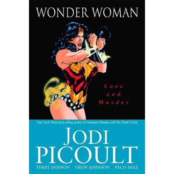 Wonder Woman Love And Murder TP