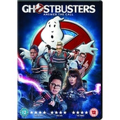 Ghostbusters 2016 DVD