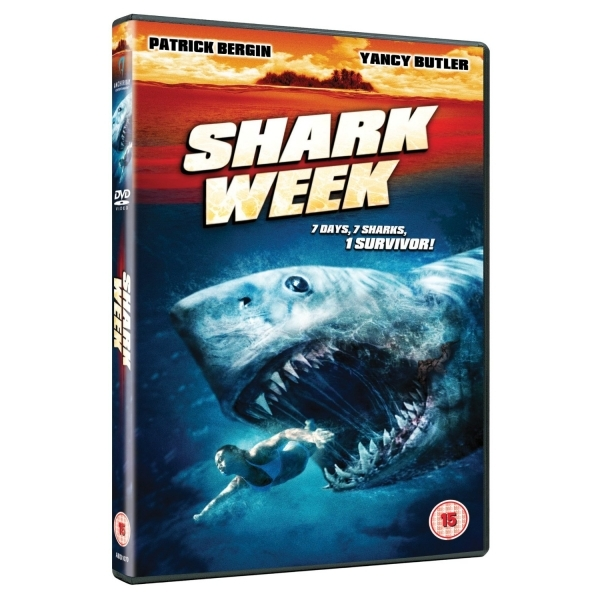 Shark Week DVD