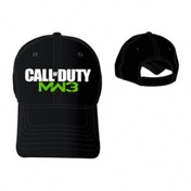 Call Of Duty Modern Warfare 3 MW3 Black Adjustable Cap