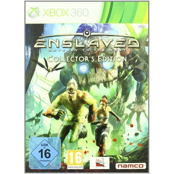 Enslaved Odyssey To The West Talent Pack Game Xbox 360