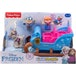 Fisher-price Little People Frozen 2 Kristoff's Sleigh Figure and Vehicle Set - Image 2