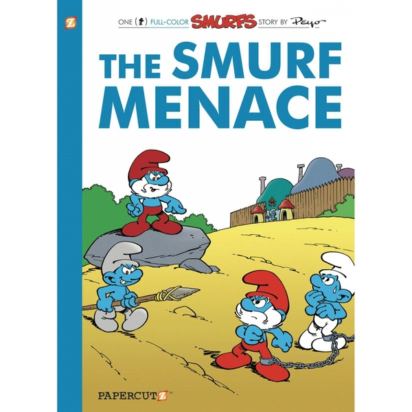 The Smurfs 22: The Smurf Menace Hardcover
