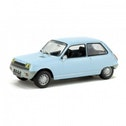 Renault 5 TL 1972 Light Blue 1:43 Solido Model