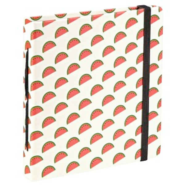 """Hama """"Melons"""" Slip-in Album, for 28 instant pictures up to max. 8.9 x 10.8 cm"""