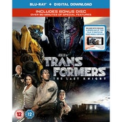 Transformers: The Last Knight Blu-ray