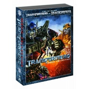 Transformers 1 & Transformers 2 Revenge Of The Fallen DVD