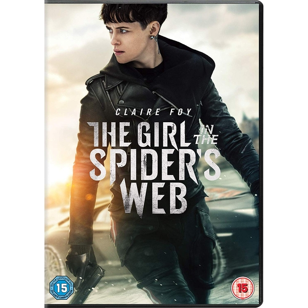 The Girl In The Spider's Web DVD