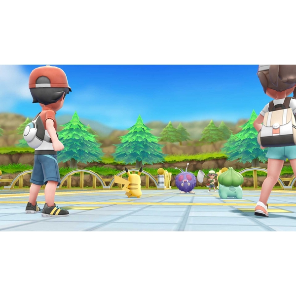 Pokemon Let's Go Pikachu! Nintendo Switch Game - Image 3