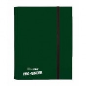 Ultra Pro Binder Dark Green