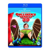 Gulliver's Travels 3D Blu-ray + Blu-ray