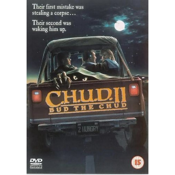 Chud 2: Bud The Chud DVD