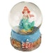 Mini Mermaid Snow Globe (1 Random Supplied) - Image 4