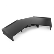 Adjustable Dual Monitor Stand | Pukkr