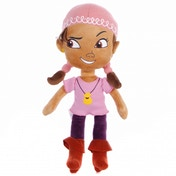 Jake and the Neverland Pirates - Izzy 10 Inch Soft Toy