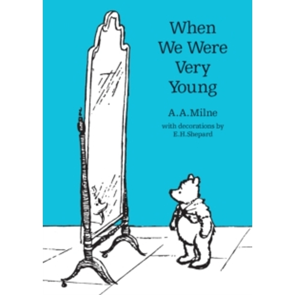 When We Were Very Young by A. A. Milne (Paperback, 2016)