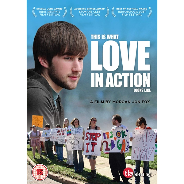 Love In Action DVD