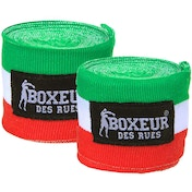 Boxing Hand Wraps French Flag