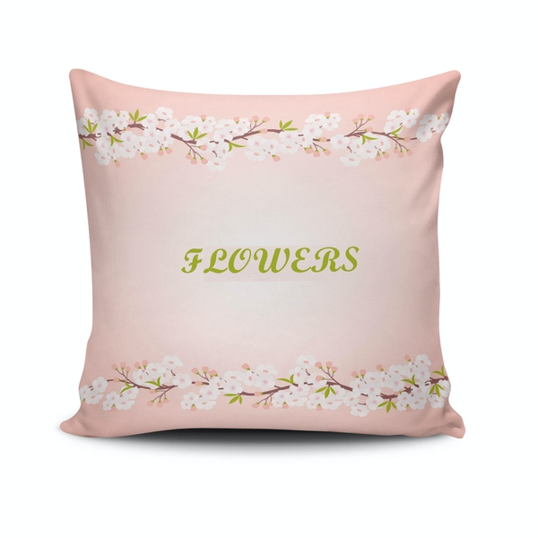 NKLF-334 Multicolor Cushion Cover