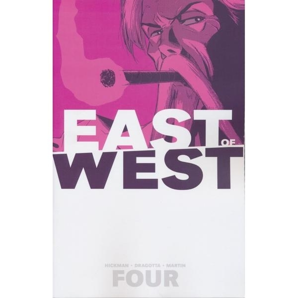 East of West Volume 4 Who Wants War?