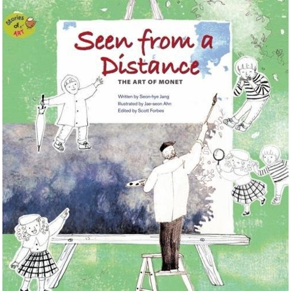 Seen from a Distance: The Art of Monet by Seon-Hye Jang (Paperback, 2016)