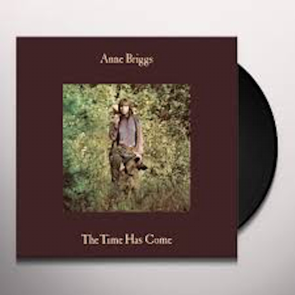 Anne Briggs - The Time Has Come Gold Vinyl