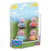 Peppa Pig Family Construction Figure Pack