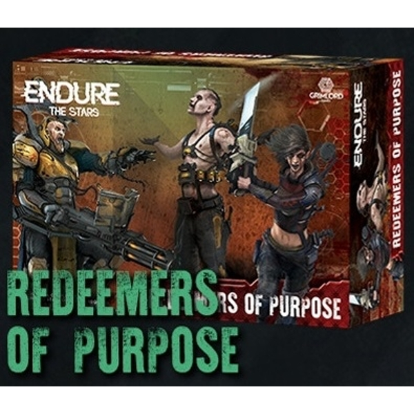 Endure the Stars 1.5 - 25 Redeemers of Purpose Add on
