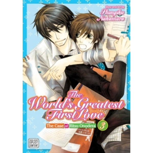 The World's Greatest First Love, Vol. 3 : The Case of Ritsu Onodera : 3