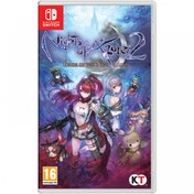 Nights Of Azure 2 Bride Of The New Moon Nintendo Switch Game (Servan DLC Pack)