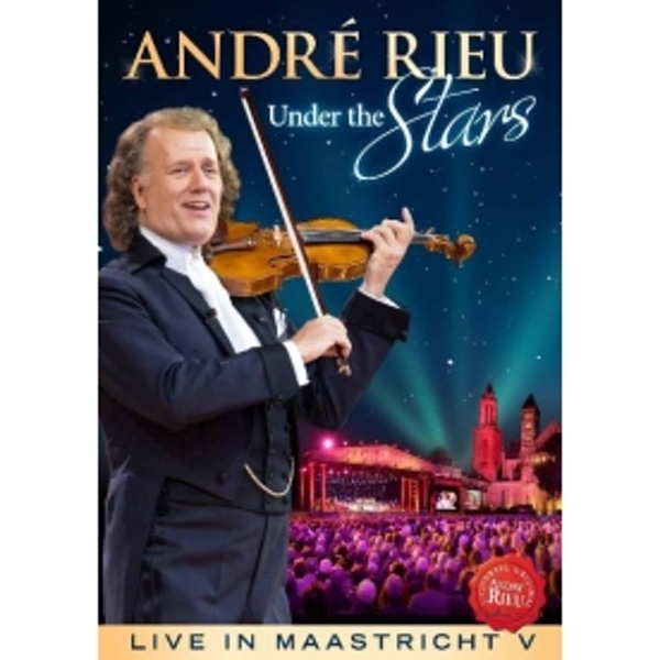 Andre Rieu - Under The Stars Live In Maastricht DVD
