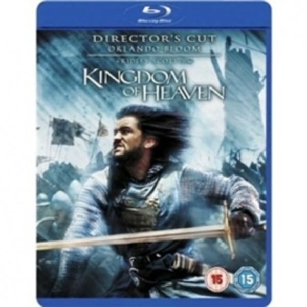 Kingdom Of Heaven Directors Cut Blu-ray