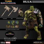 Hulk (Thor Ragnarok) Mezco One:12 Collective Action Figure