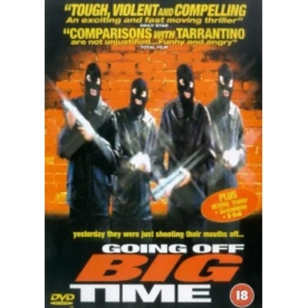 Going Off Big Time DVD