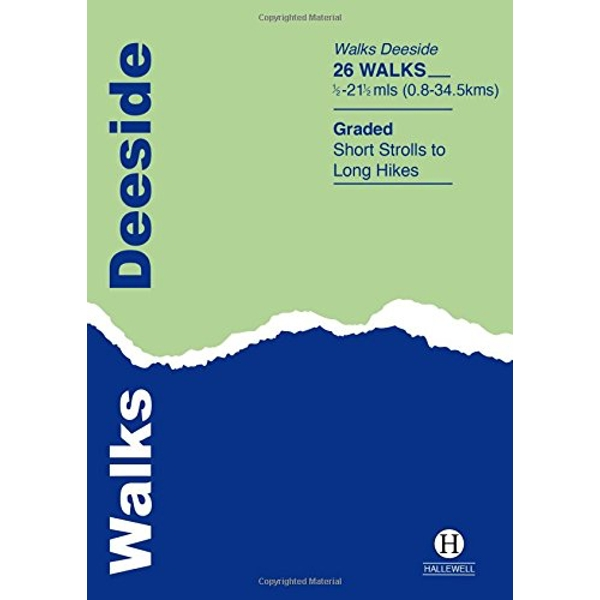 Walks Deeside by Richard Hallewell (Paperback, 1994)