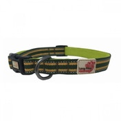 Long Paws Green Comfort Collection Padded Collar M