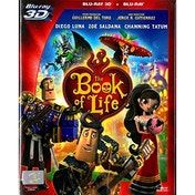 The Book of Life Blu-ray 3D + Blu-ray