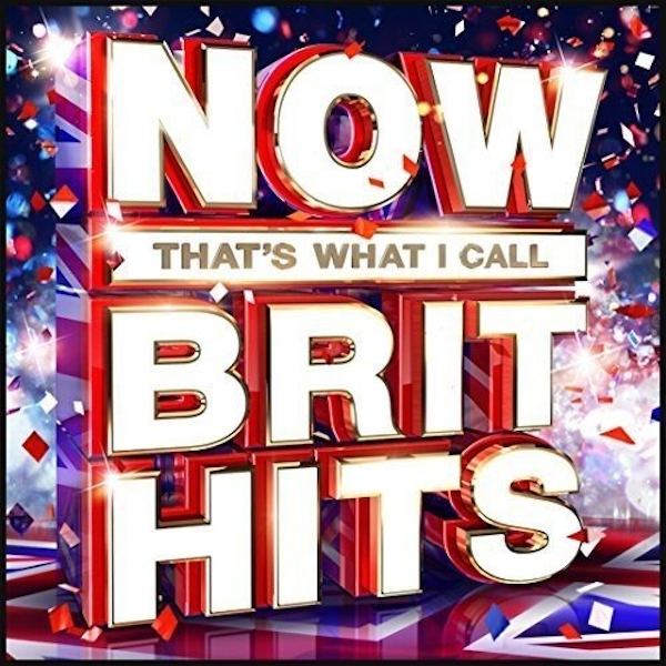 Now That's What I Call Brit Hits CD